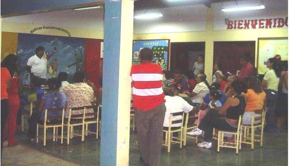 Presentada Propuesta de Proyectos de Aprendizajes en el Consejo Comunal COOPELCARDÓN