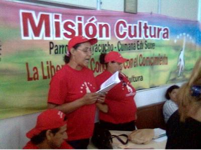 MISIÓN CULTURA DICTARÁ CURSO DE FORMACIÓN DE TUTORES Y FACILITADORES